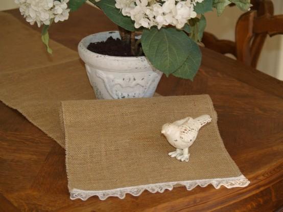 Burlap fabric craft burlap fabric blog for Crafts to make with burlap