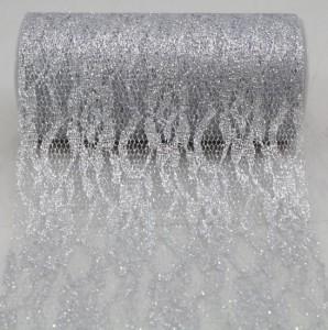 sparklelacesilver