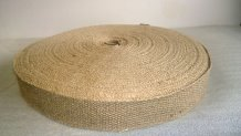 "1.5"" Jute Webbing By The Yard"