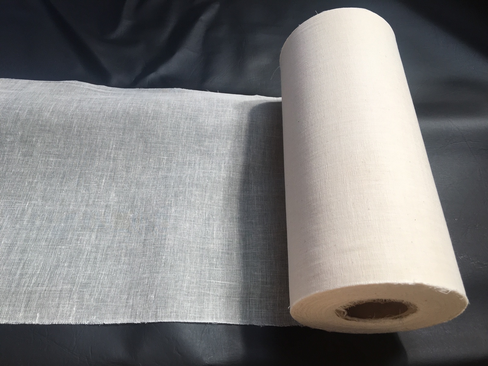 "12"" Cheesecloth Roll - 100 Yards Unbleached"