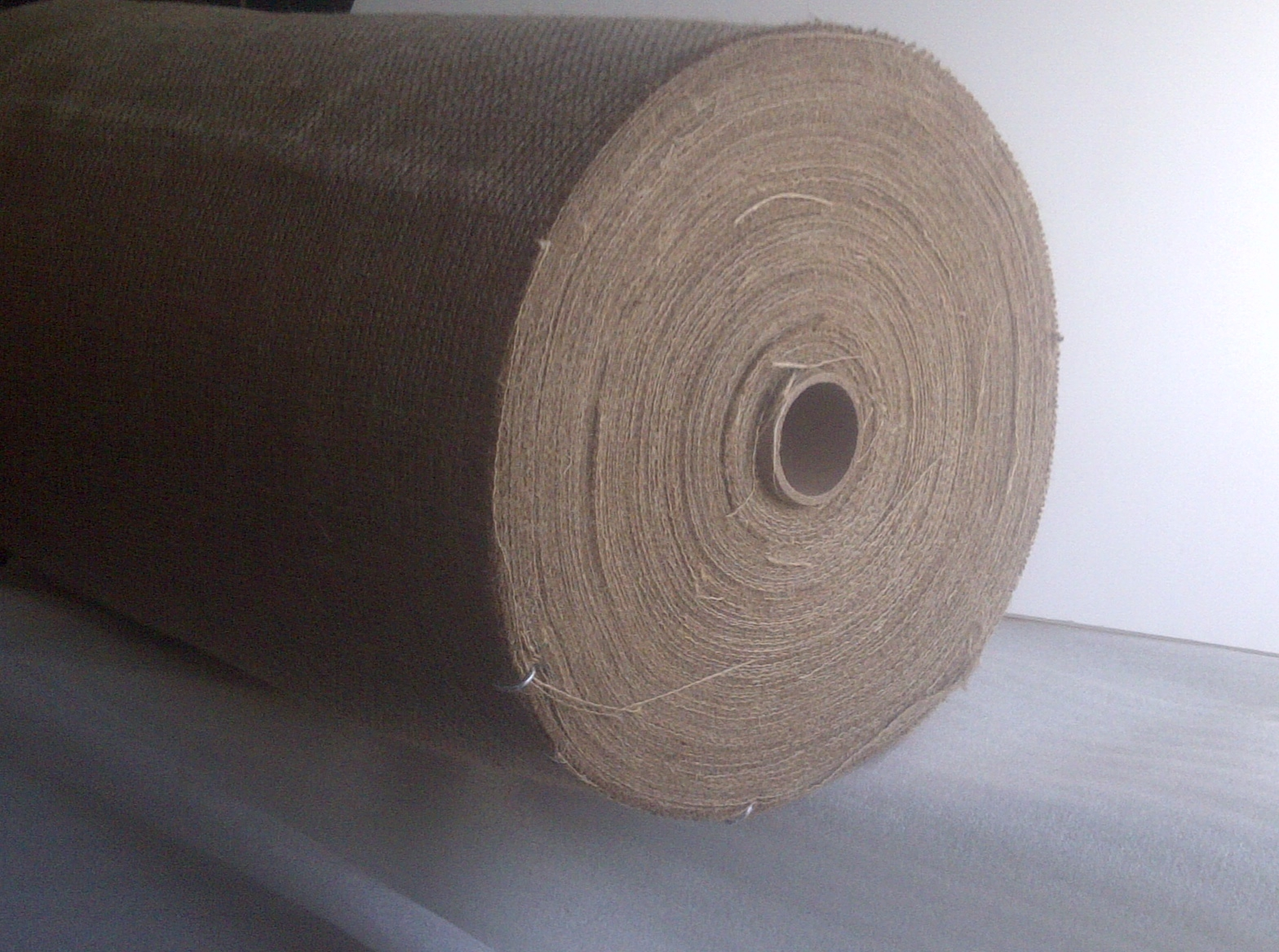 "14"" 10oz Burlap Roll - 50 Yards"