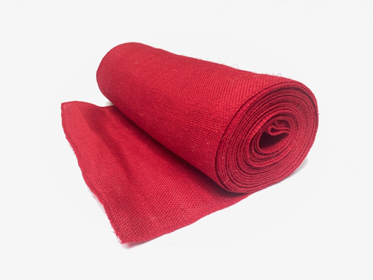 "14"" x 14"" Red Bandanas Solid Color (12 Pk) 100% Cotton"