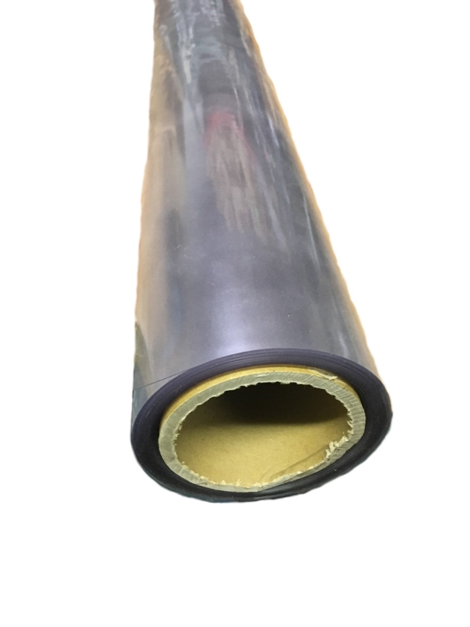 "72"" Wide 16 Gauge Clear Vinyl 10 Yard Roll - Marine Grade"