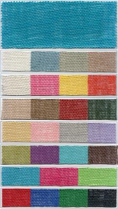 Colored Burlap Fabric Wholesale Processed Burlap