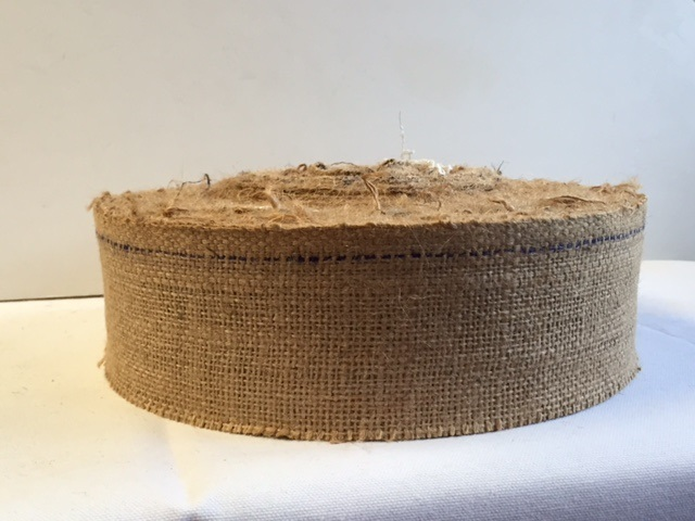 "3"" - 4"" 10oz Burlap 100 Yard Roll May Have Stripe"
