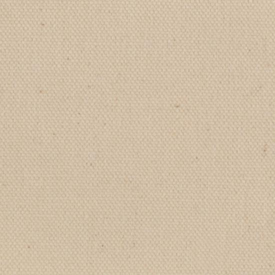 "72"" Wide Natural Duck Canvas Cloth Per Yard"
