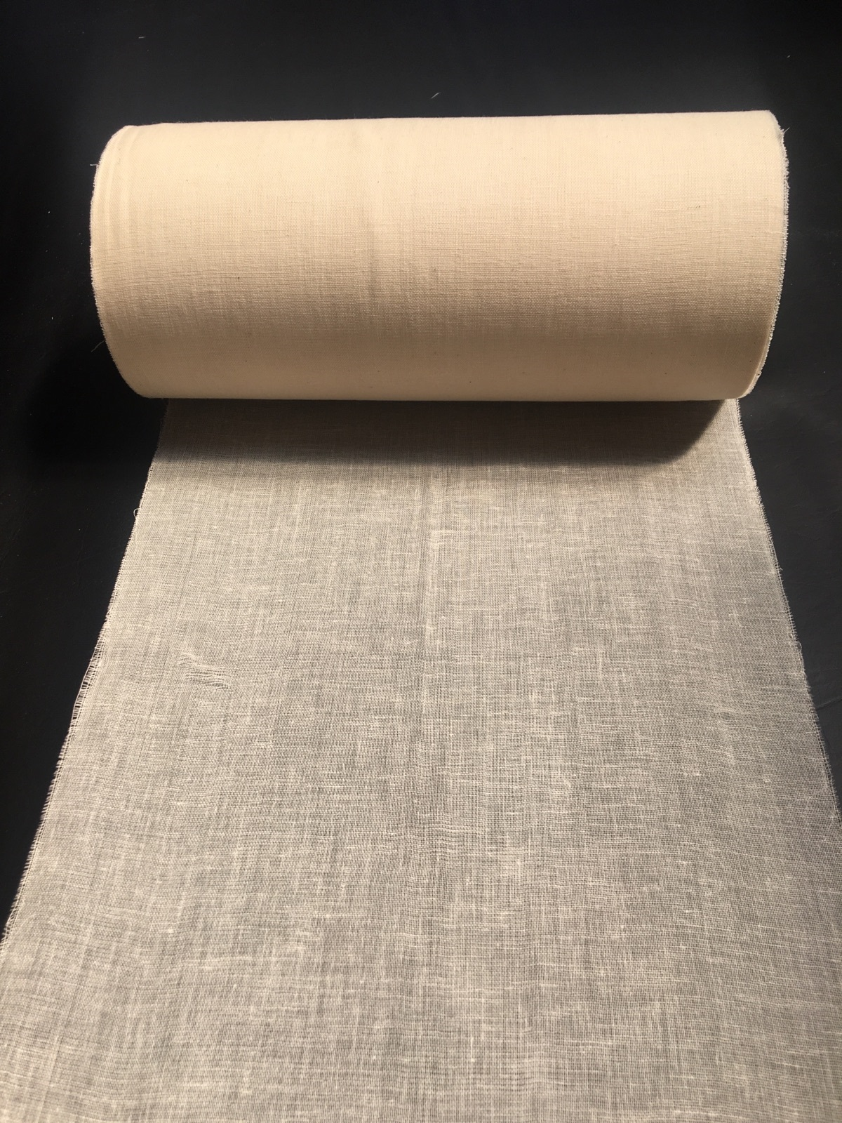 "12"" Cheesecloth Roll - 100 Yards (Unbleached) 90 Grade"