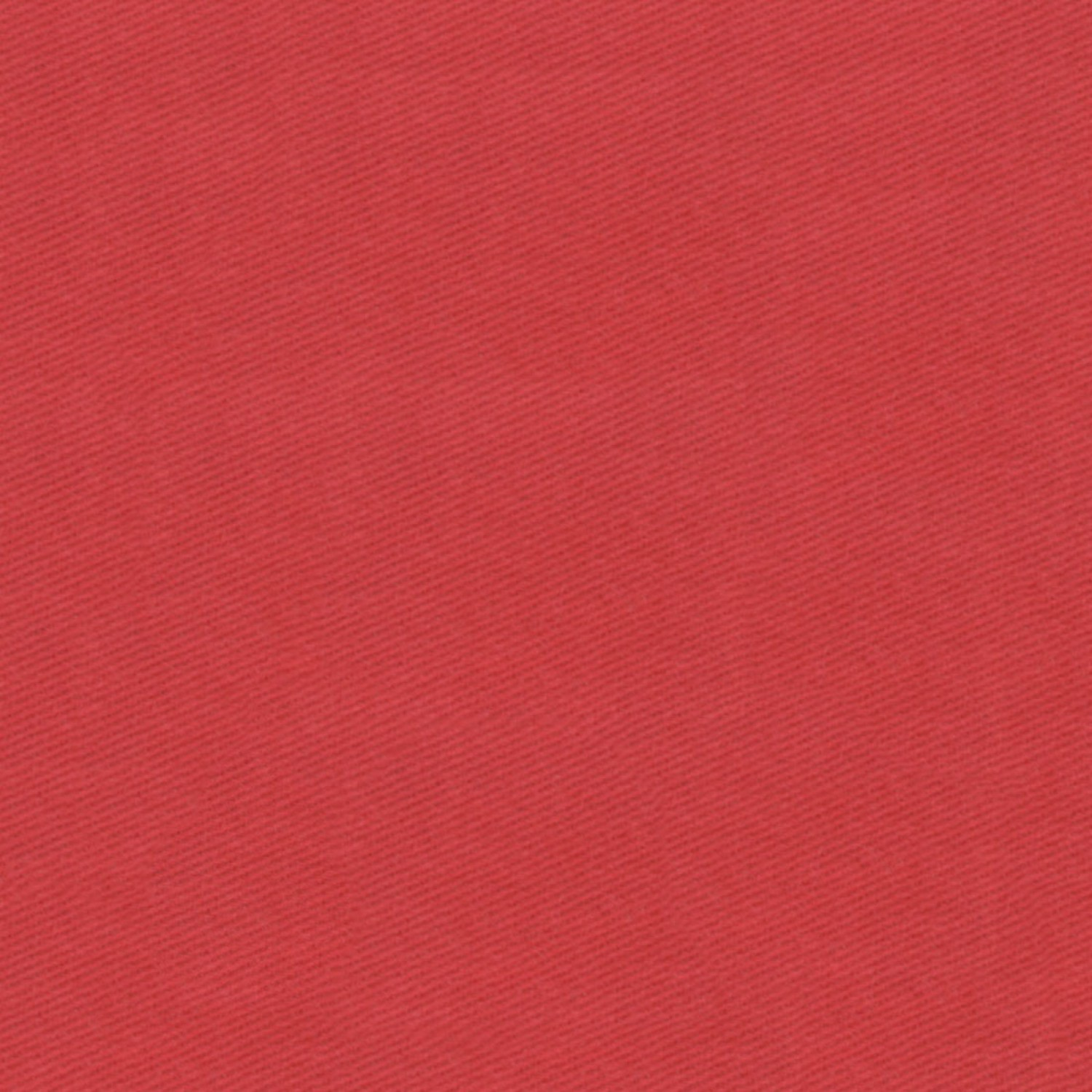 "Milestone Twill Chili Red Fabric 7oz - 60"" Wide x Per Yard"
