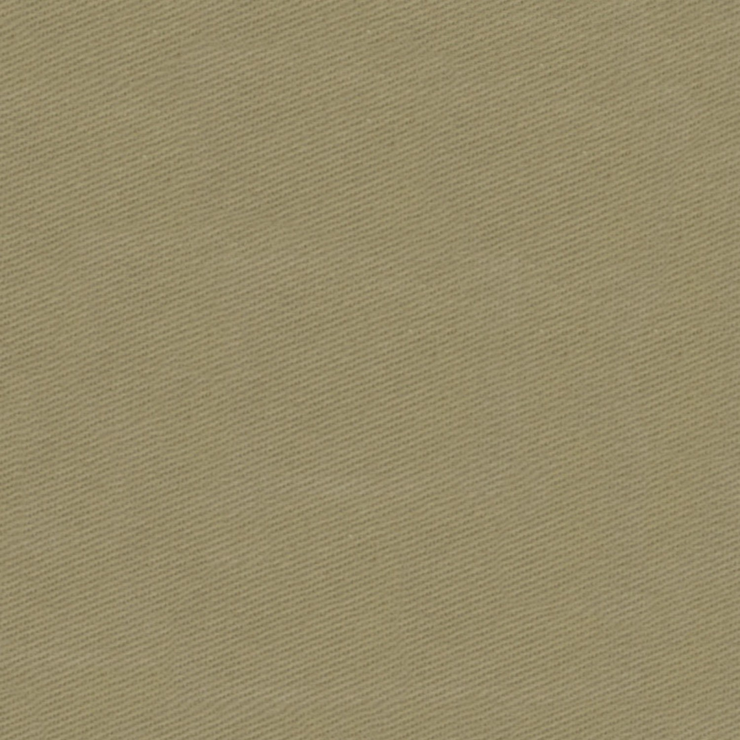 "Milestone Twill Khaki Fabric 7oz - 60"" Wide x Per Yard"