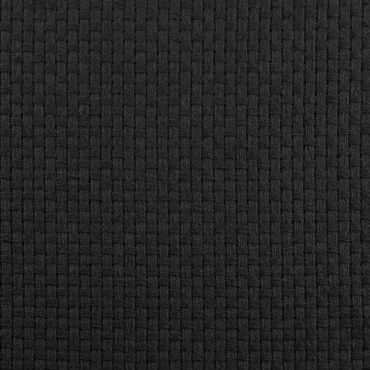 "Black Monks Cloth 60"" Wide By The Yard"