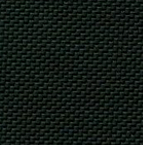 "420 Denier Nylon PU Black - 59"" Wide By The Yard"