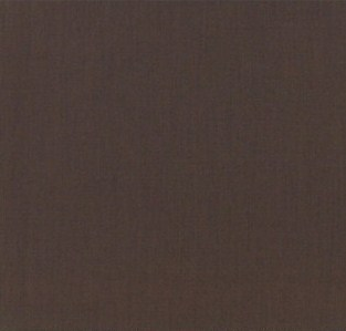 "Brown Broadcloth Fabric 45"" - By The Yard"