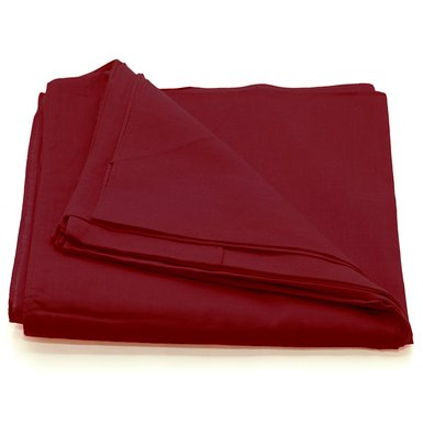 "Burgundy Bandanas - Solid Color 22"" X 22"" (12 Pack)"