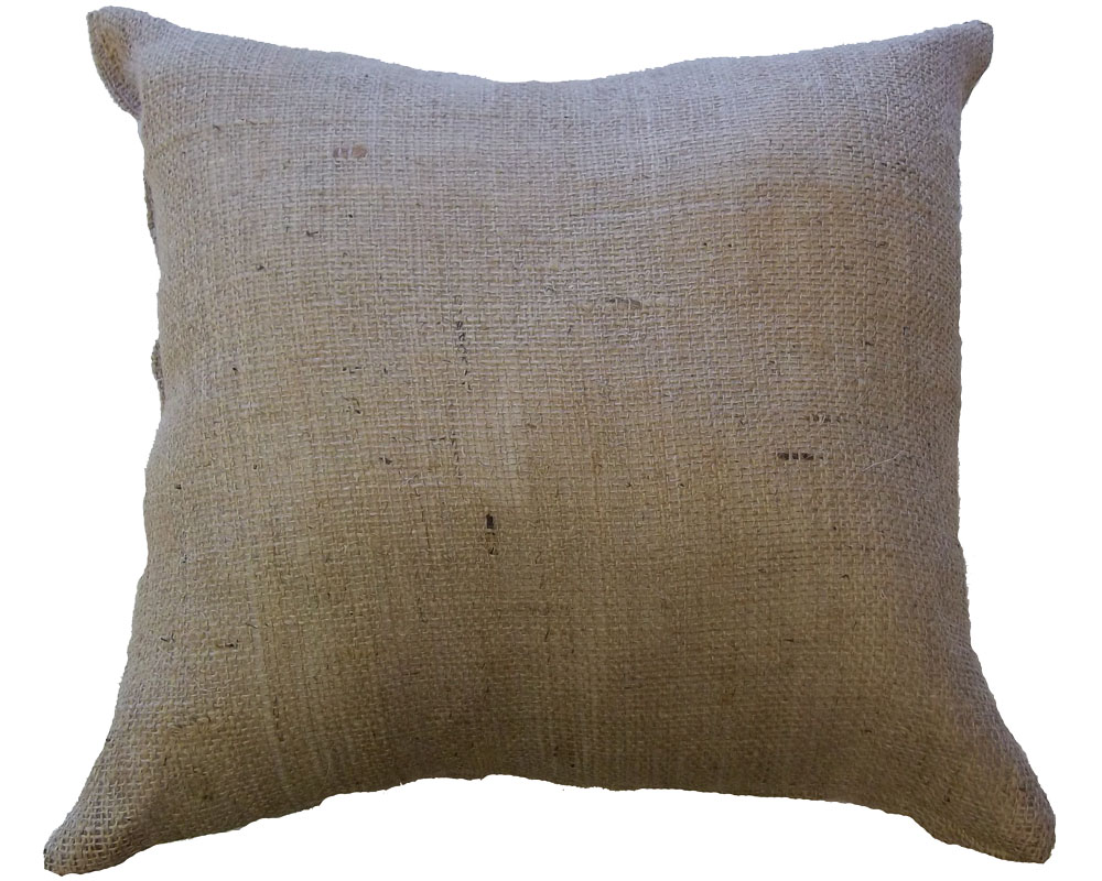 Wholesale Burlap Pillows for Sale