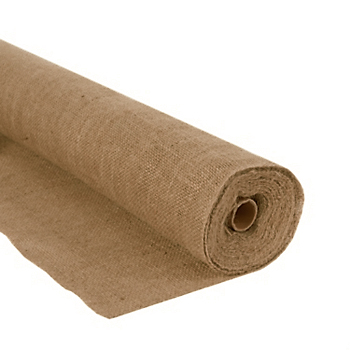 "48"" 10oz Burlap Roll - 5 yards"