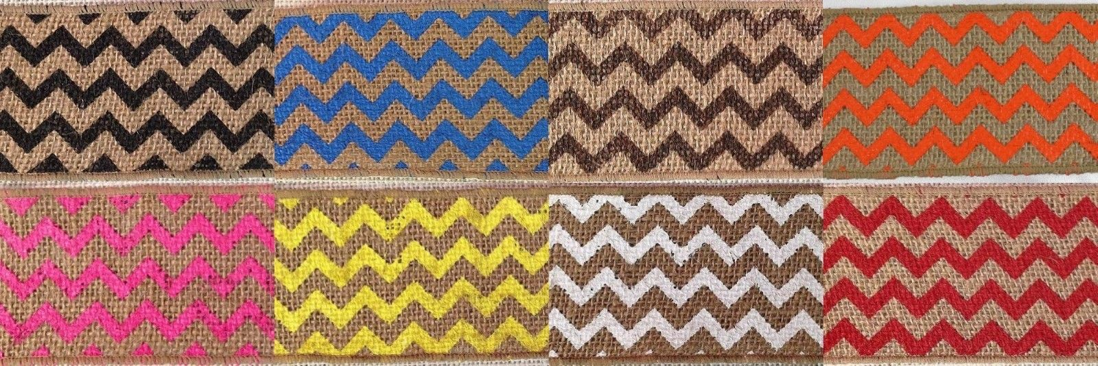 Chevron Ribbon - 1.5""
