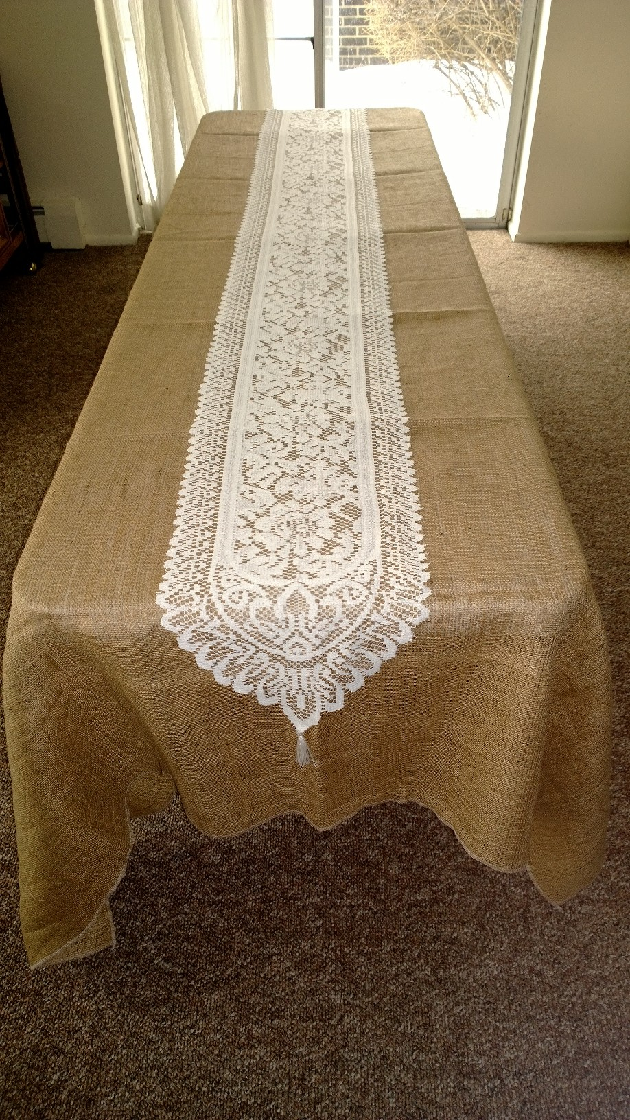 Table Lace Runners
