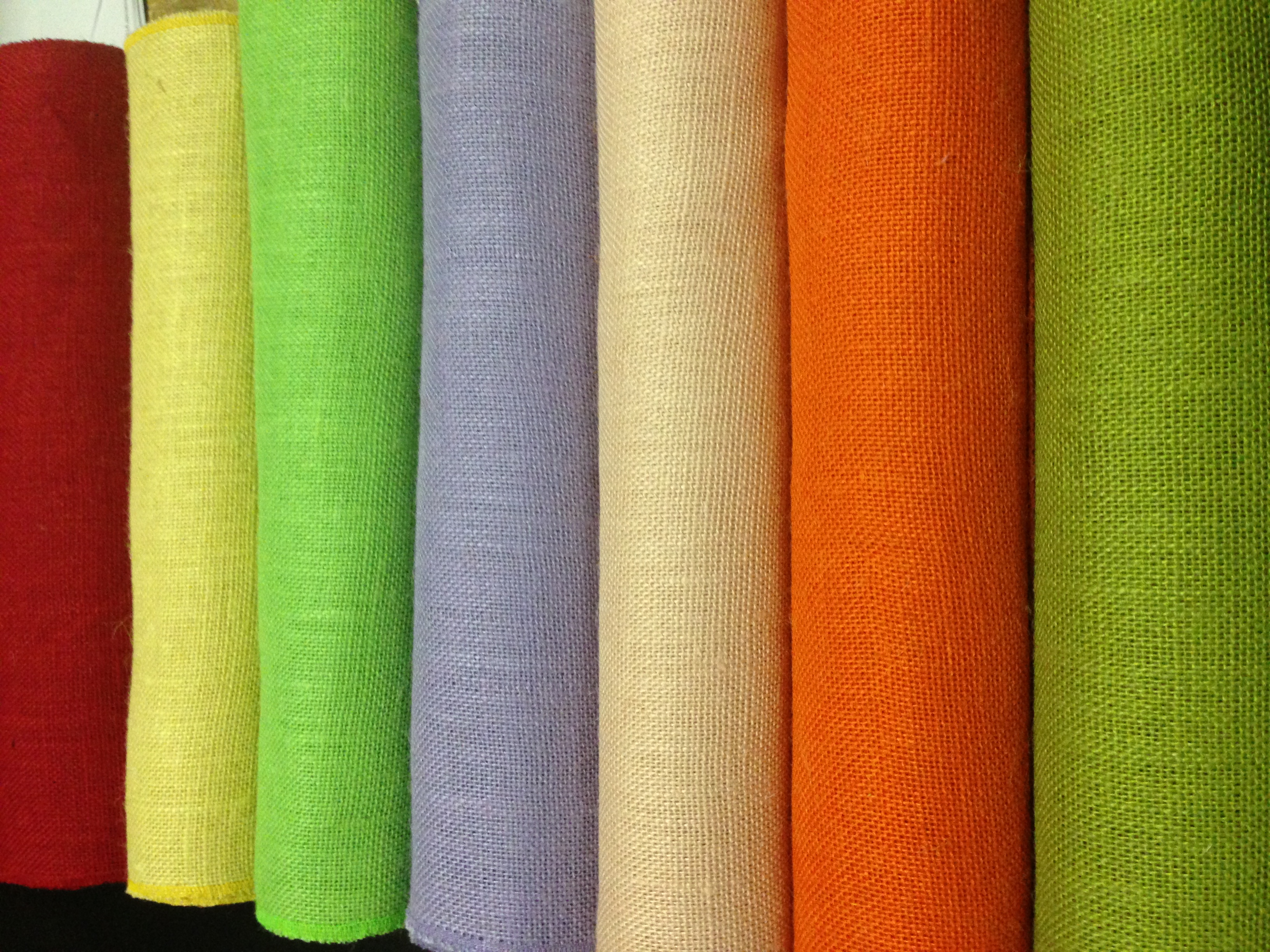colored burlap fabric wholesale processed burlap
