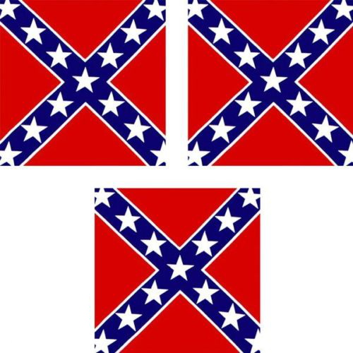 "Confederate Flag Bandanas (12 Pack) 22"" x 22"" 100% Cotton"