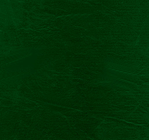 "54"" Forest Green Leather-Like Upholstery Vinyl - Per yard"