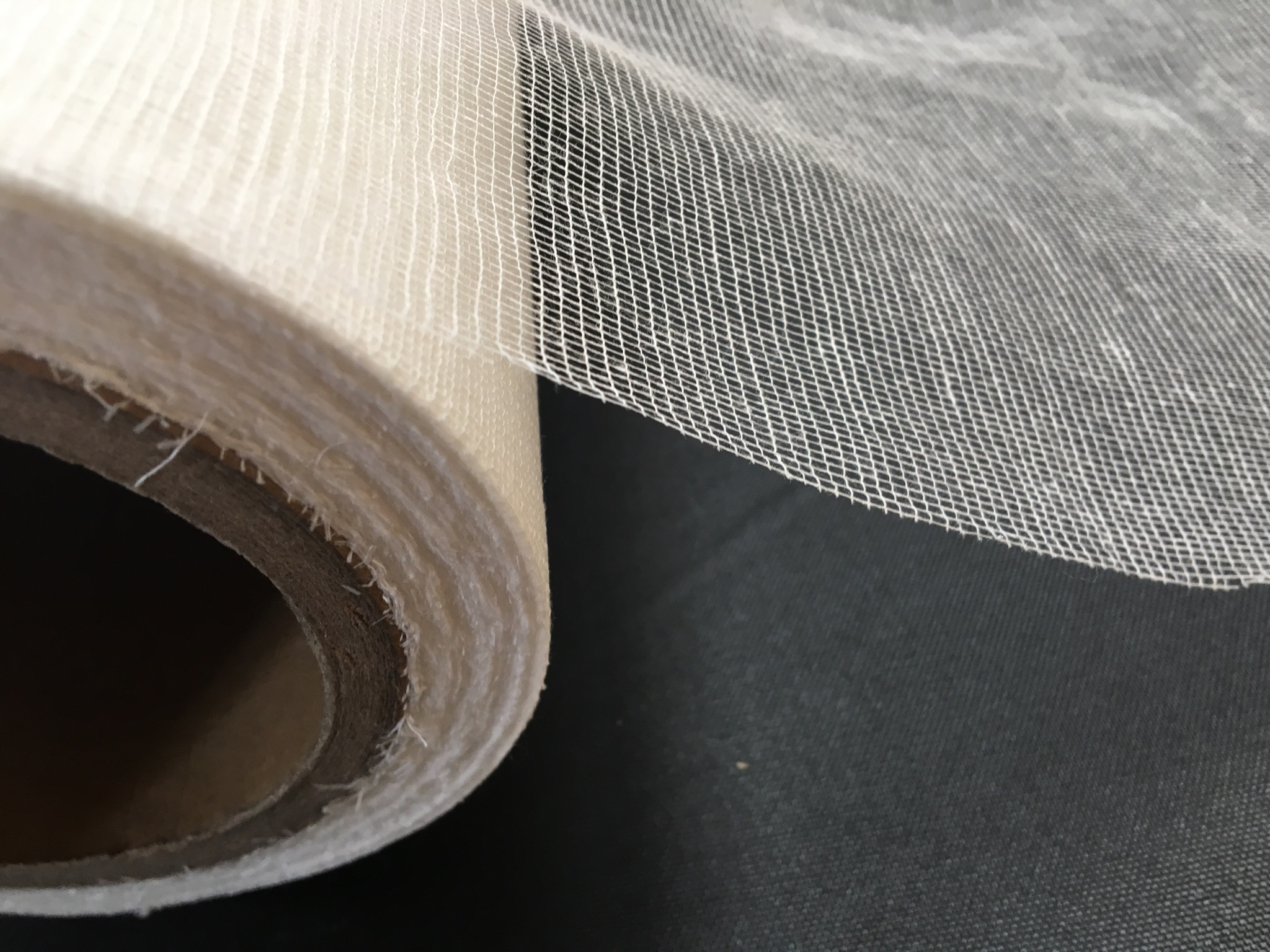 "Grade 10 Cheesecloth Roll - 12"" Wide - 100 Yards (white)"