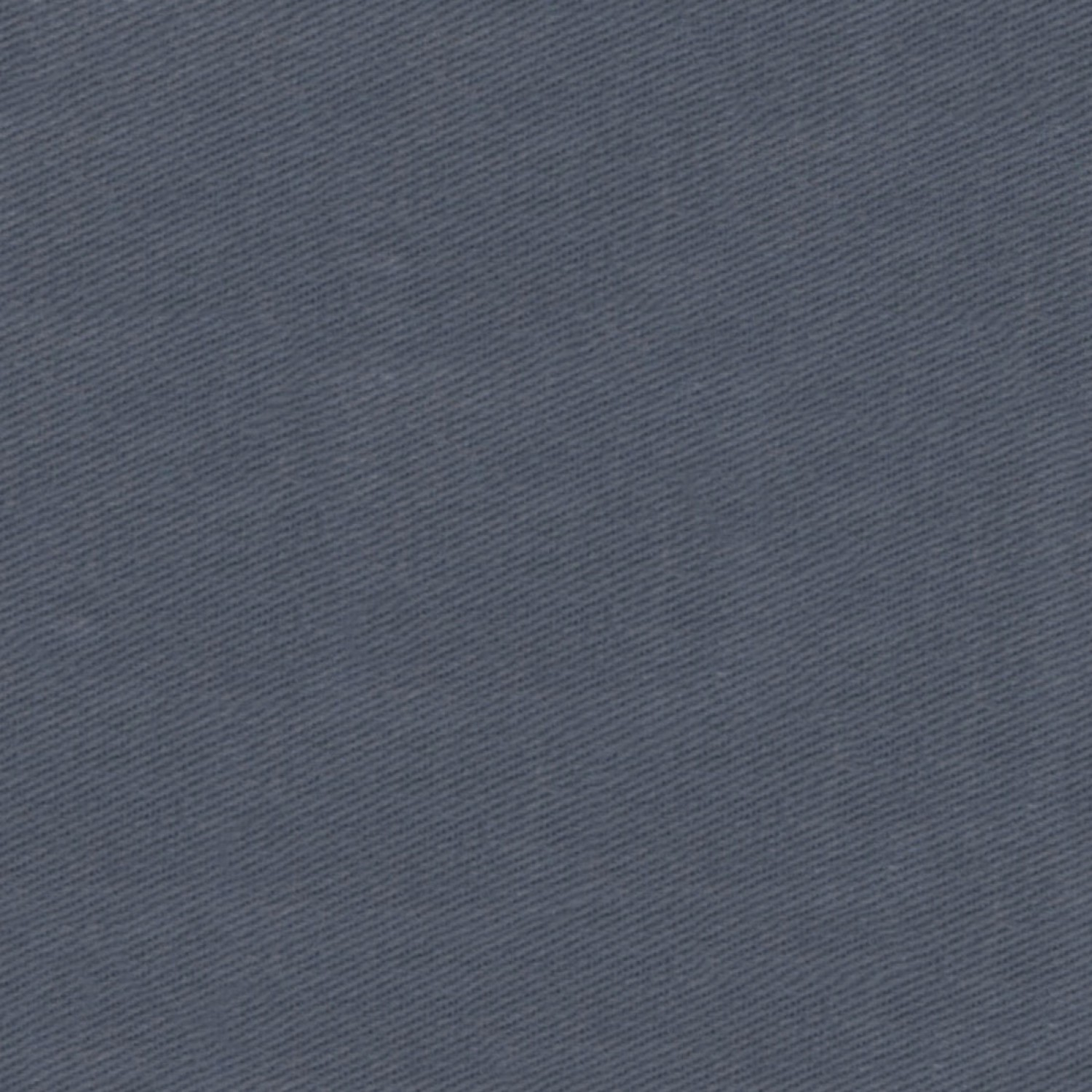 "Milestone Twill GunMetal Grey Fabric 7oz - 60"" Wide x Per Yard"