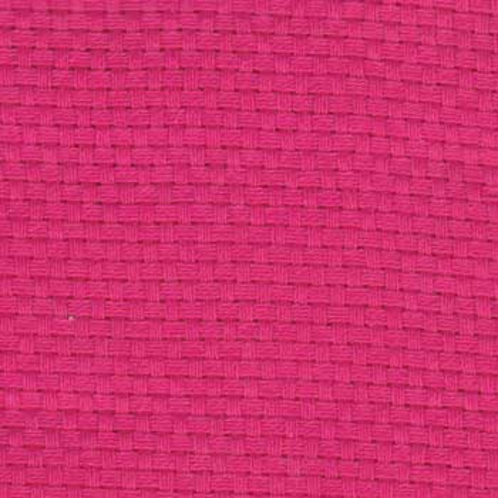 "Hot Pink Monks Cloth 60"" Wide By The Yard"