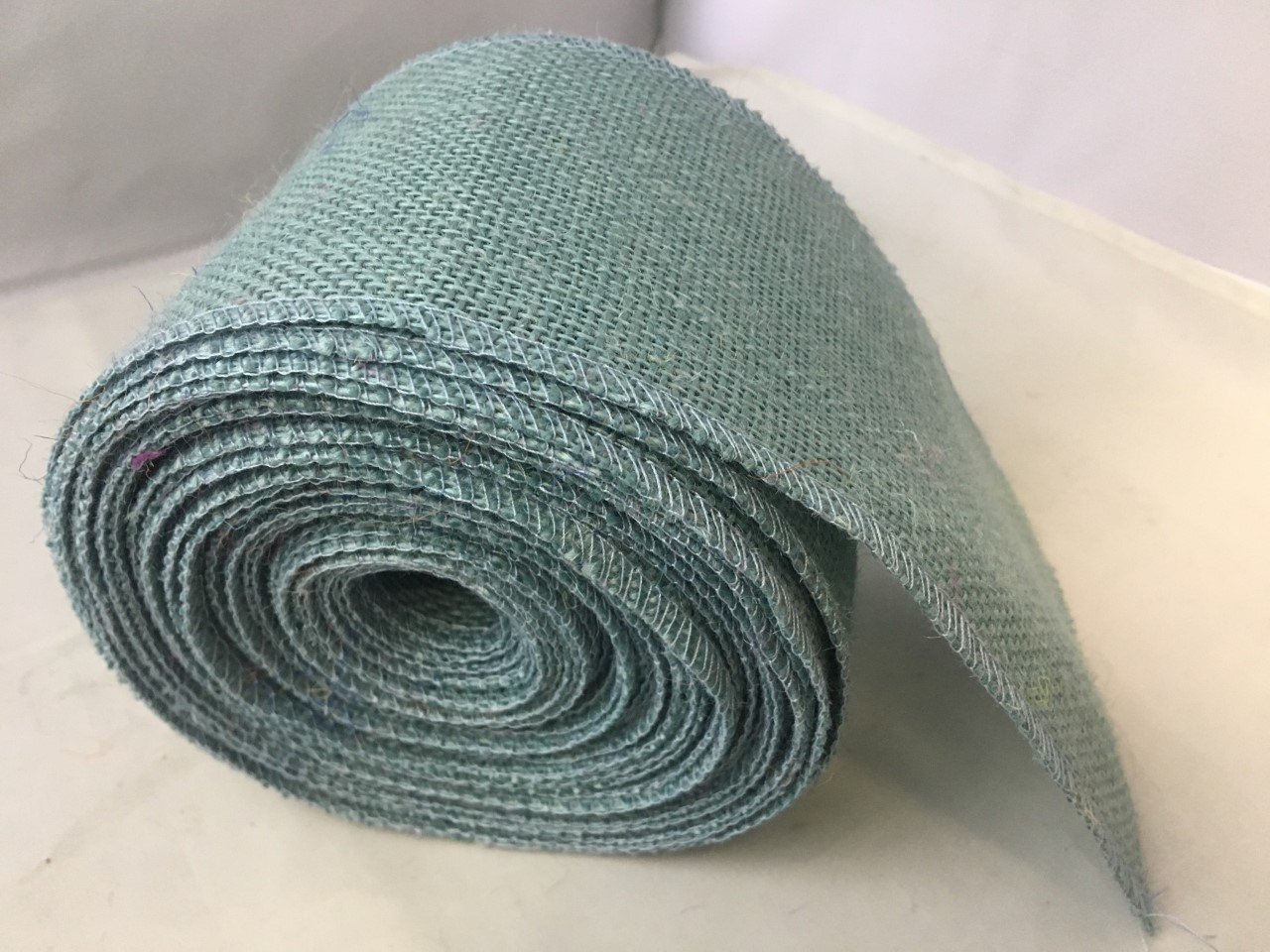 "Light Blue Duck Cloth- 60"" By The Yard"