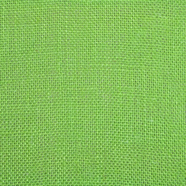 Lime Colored Burlap By The Yard