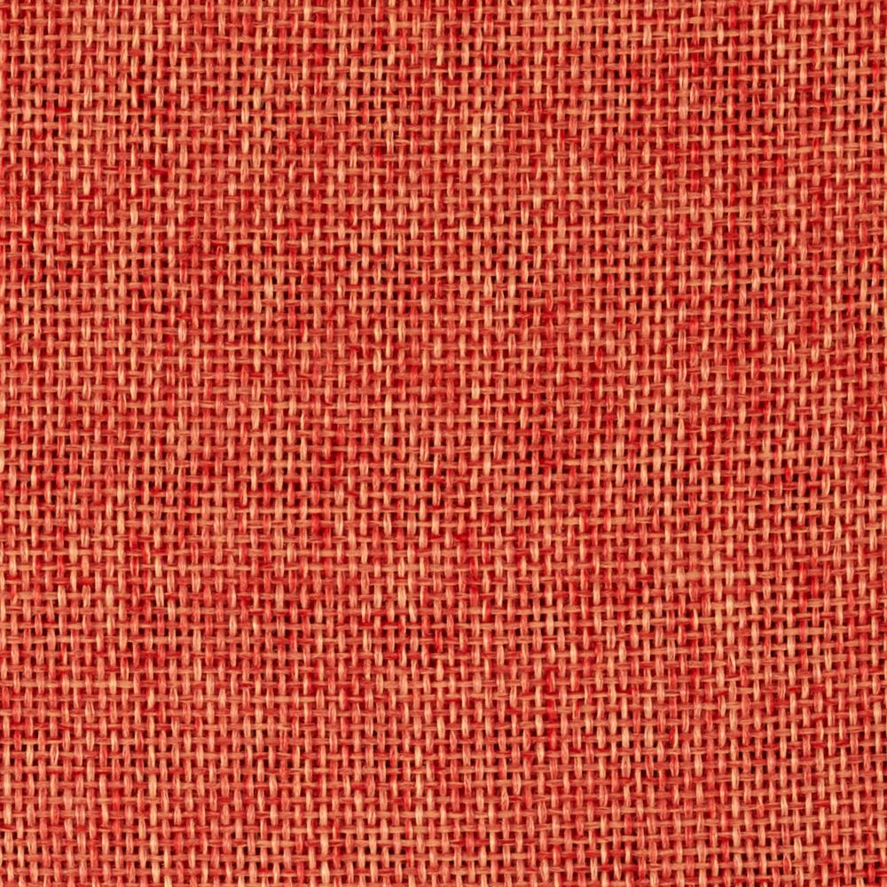 "58"" Faux Burlap - Mandarine Orange by the Yard (Polyester)"