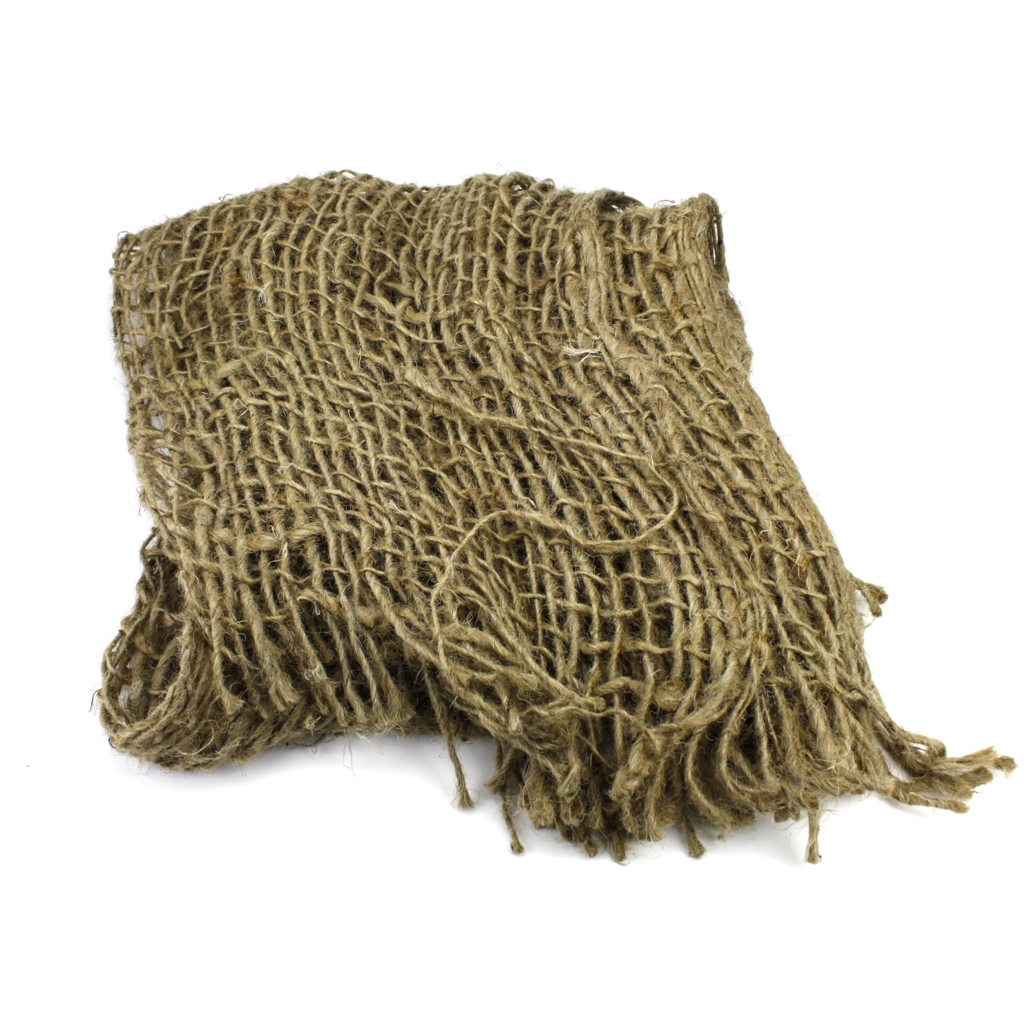 "Natural Jute Netting 48"" x 10 Yards"