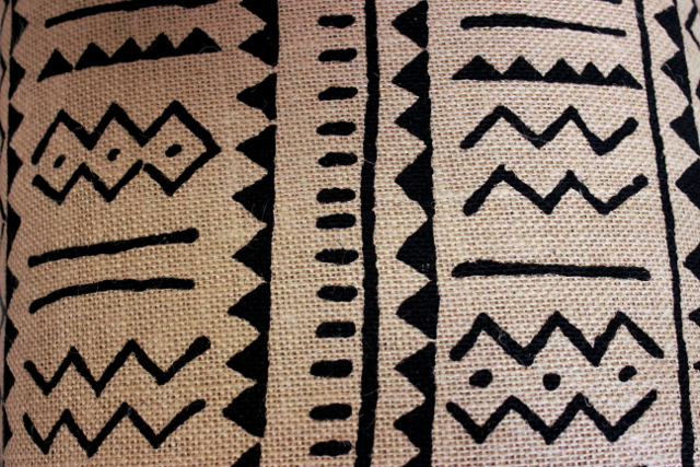 "60"" Island Batik - Natural Burlap By The Yard"