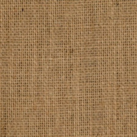"Natural Burlap Fabric - 47"" Wide, 8.5oz, 35 Yard Roll"