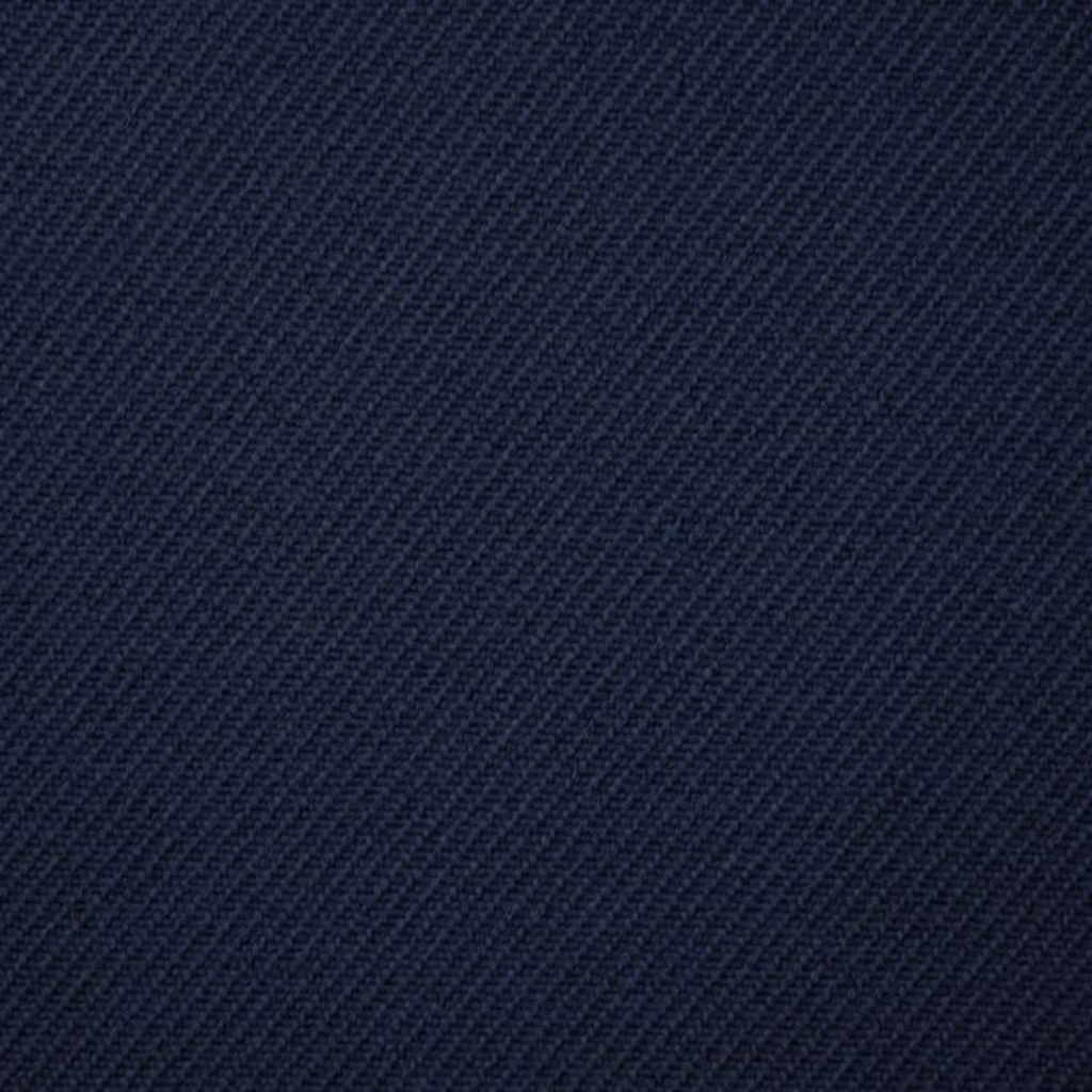 "59/60"" Navy Gabardine Fabric By The Yard"