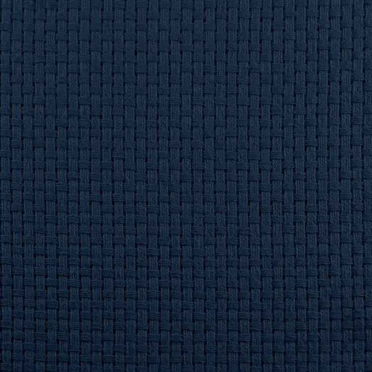 "Navy Monks Cloth 60"" Wide By The Yard"