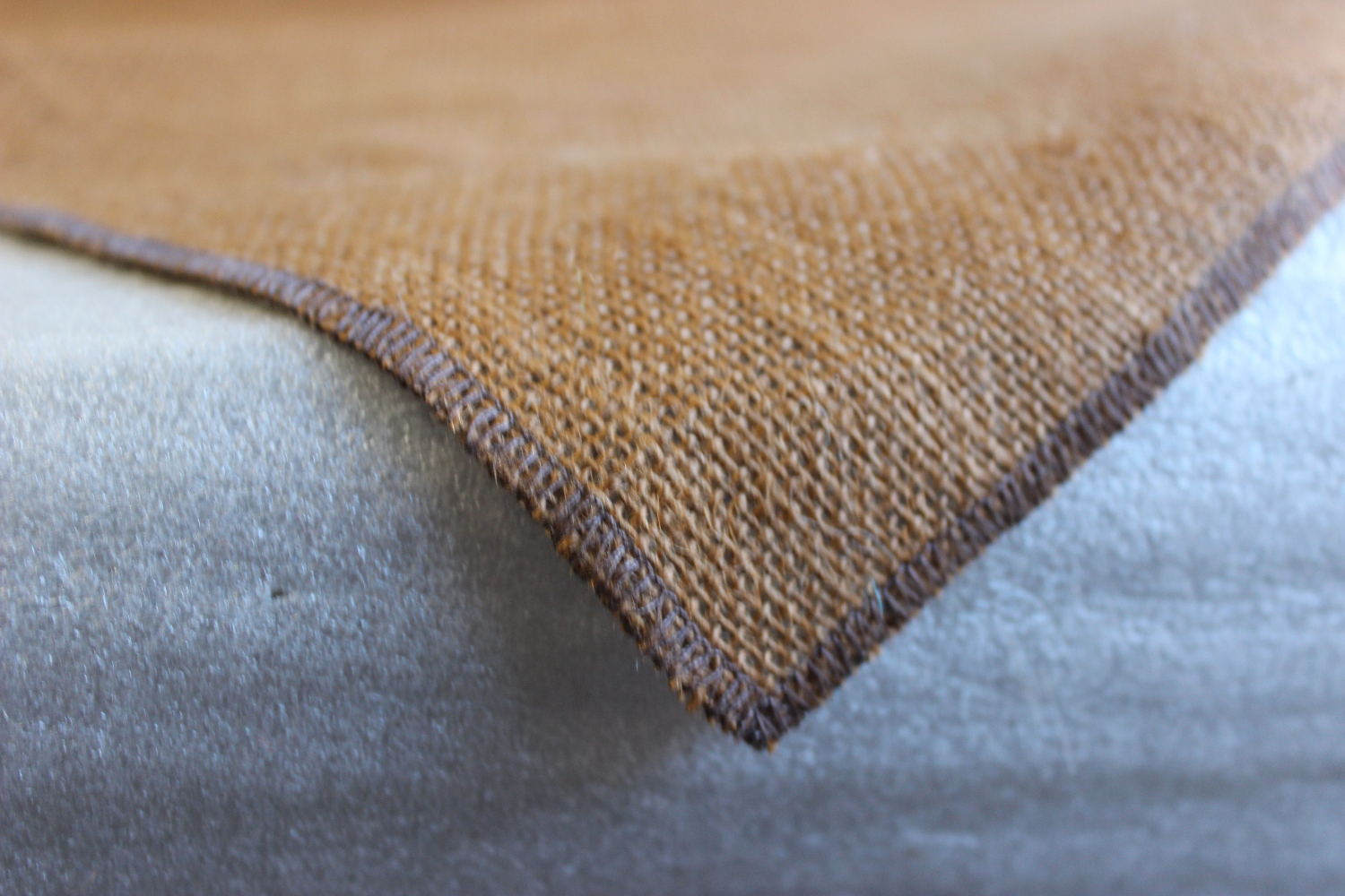Colored Napkins - Natural with Idaho Edge
