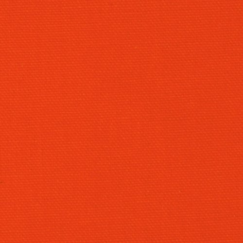 "Orange Duck Cloth - 20 YD 60"" Wide Bolts"