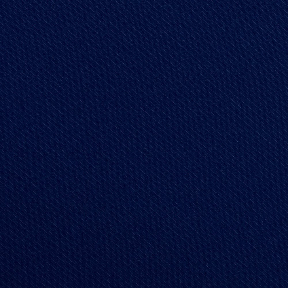 "59/60"" Royal Blue Gabardine Fabric By The Yard"