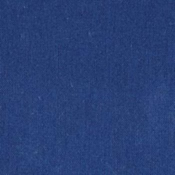 "45"" Royal Blue Muslin Fabric Per Yard - 100% Cotton"