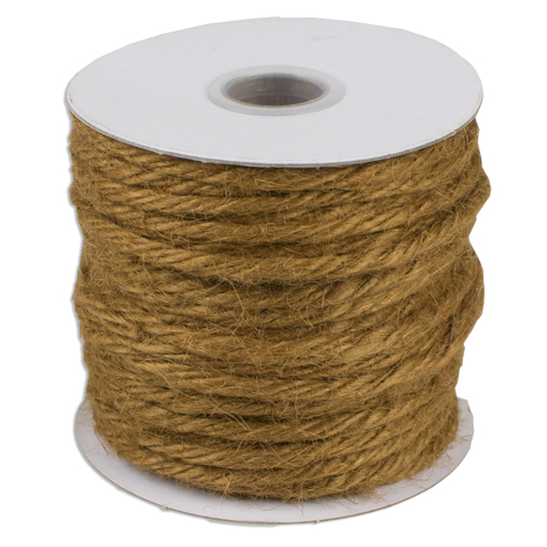 3.5 mm Sable JuteTwine - 25 Yards