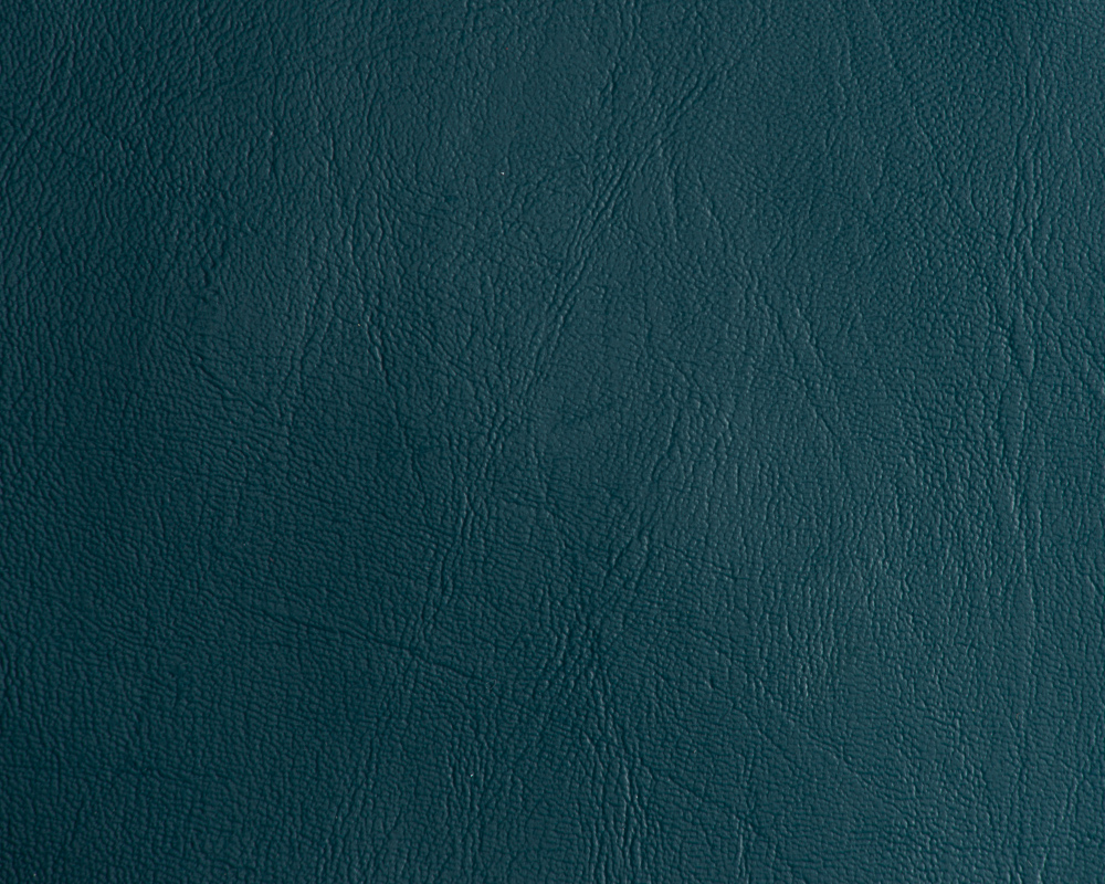"54"" Teal Leather Like Upholstery Vinyl - Per Yard"