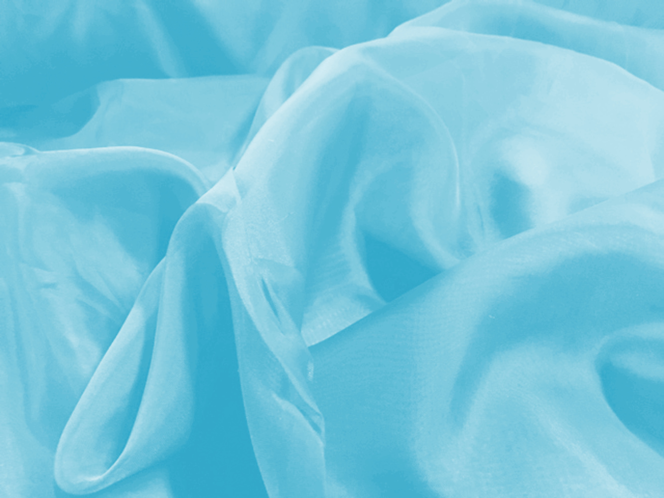 "118"" Tiffany Blue Voile Fabric By The Yard"
