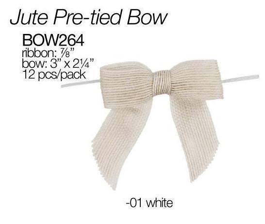 Burlap Bows : BurlapFabric.com, Burlap for Wedding and Special Events