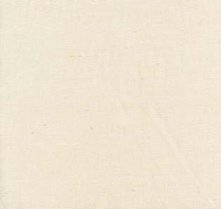 "36"" Clipper Muslin 68x68 - CRF Natural (By The Yard)"