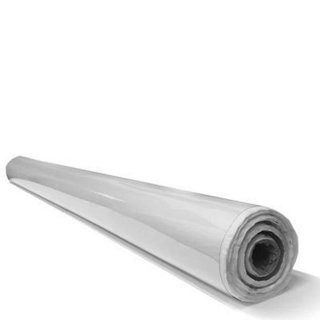 "16 Gauge Clear Vinyl 54"" Wide - 25 Yard Roll"