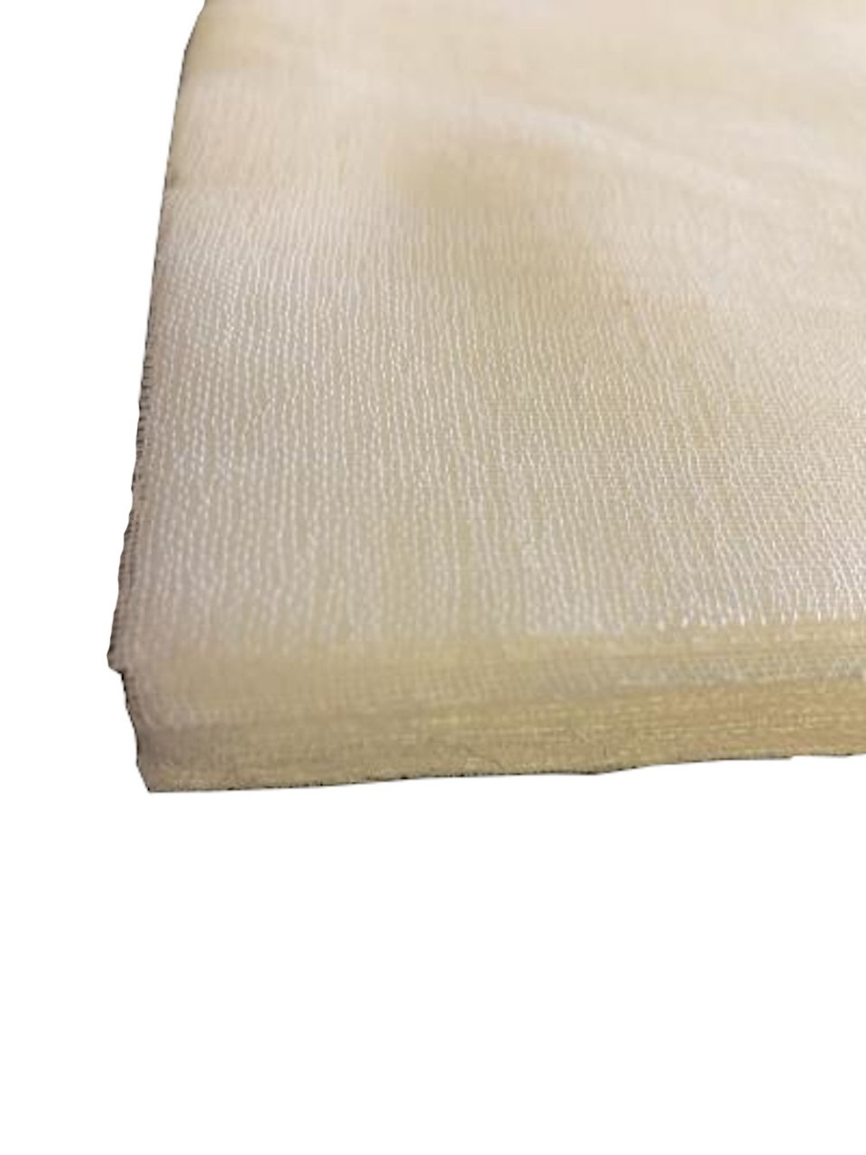 "Grade 90 White Cheesecloth 18"" x 18"" Squares (100 Pack)"