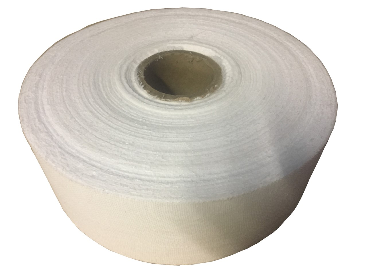 "3"" Wide 500 Yard Roll Bleached Grade 50 Cheesecloth"
