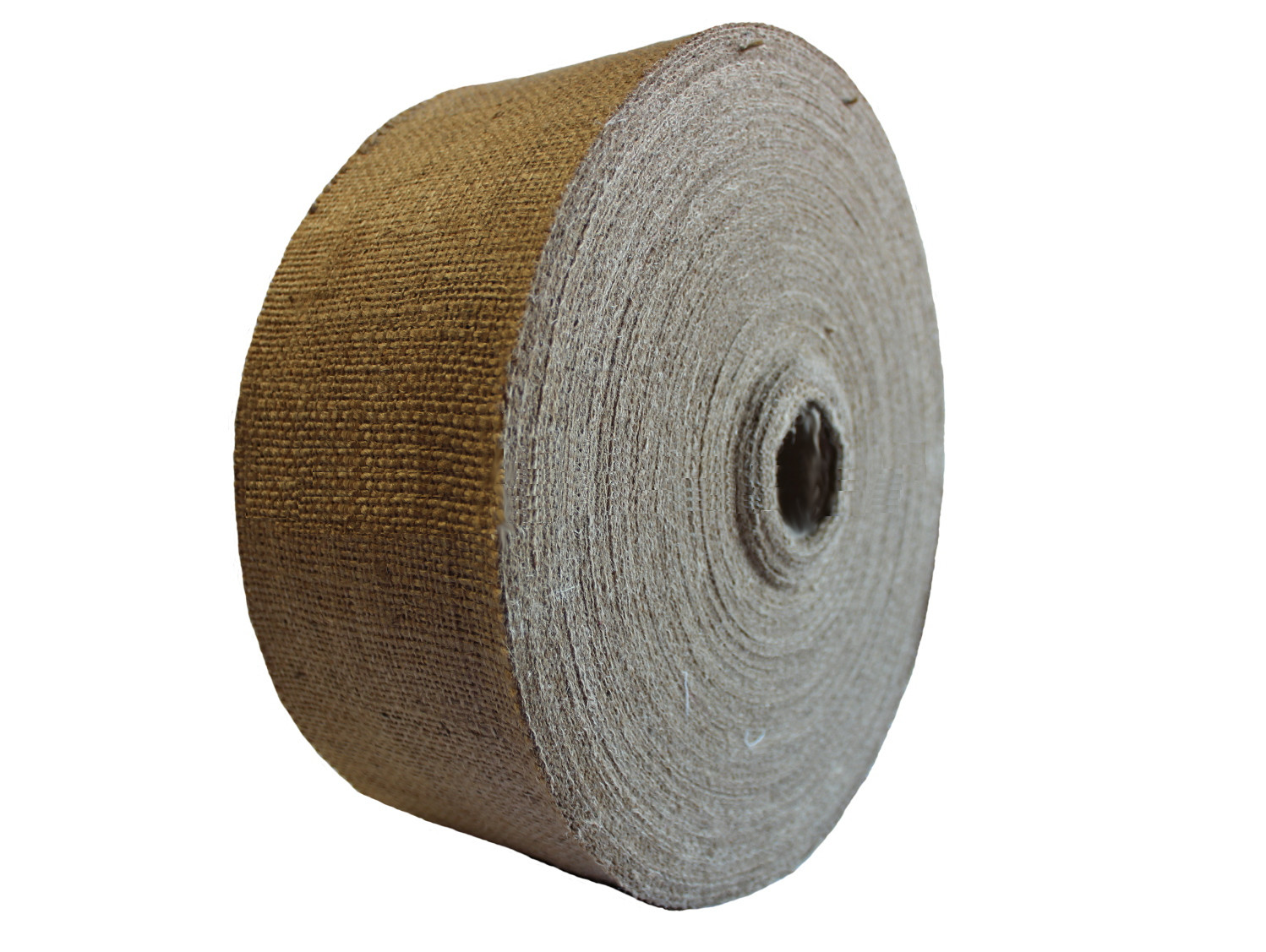 "4"" Inch Wide Burlap Tree Wrap - 100 Yard Roll"