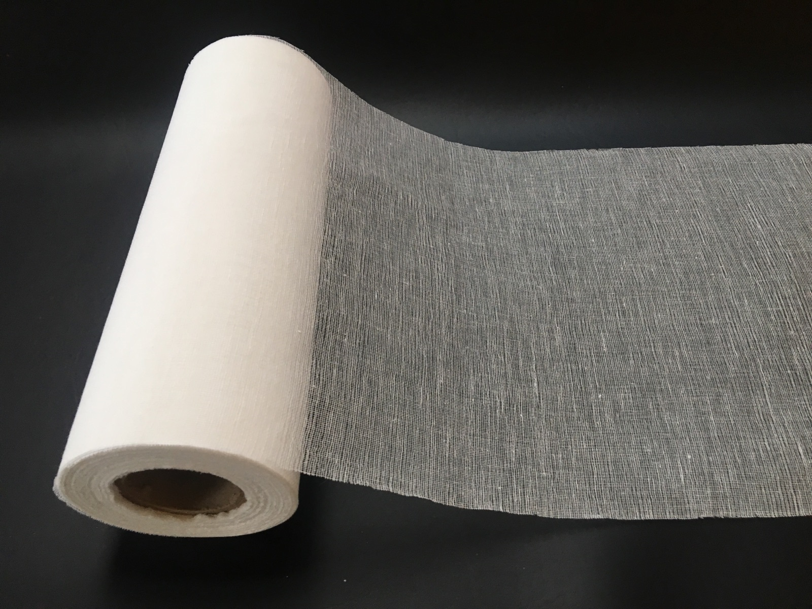 "Grade 50 Cheesecloth 12"" Bleached 100 Yard Roll"