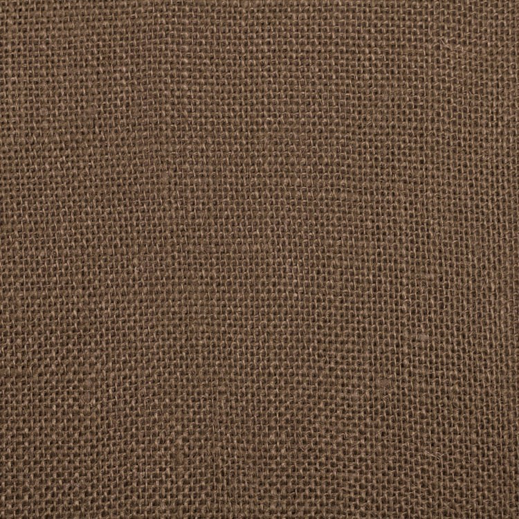 "60"" Brown Burlap Fabric Per Yard - Clearance As Is"